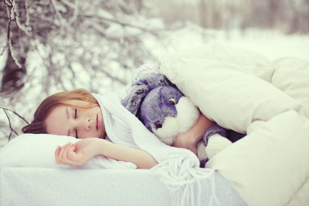 Image result for sleeping in cold