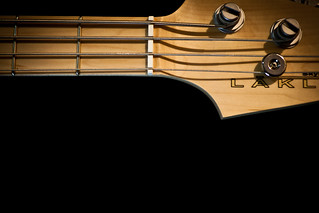 Lakland 44-01 - The Headstock | by Weewat