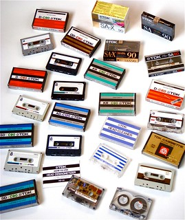 TDK blank cassettes | by Mike Gerrish
