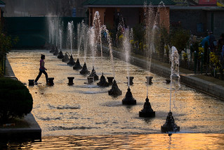 0035 The fountains at Shalimar Gardens--Kashmir | by ngchongkin