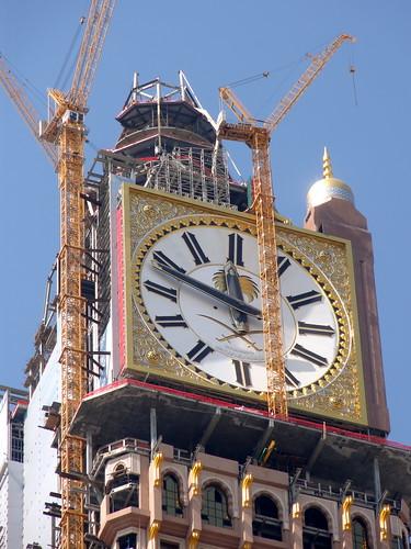abraj al bait towers makkah royal clock tower 8 kenny irwin flickr. Black Bedroom Furniture Sets. Home Design Ideas