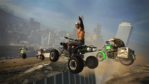 MotorStorm Apocalypse: New Track Revealed | by PlayStation Europe