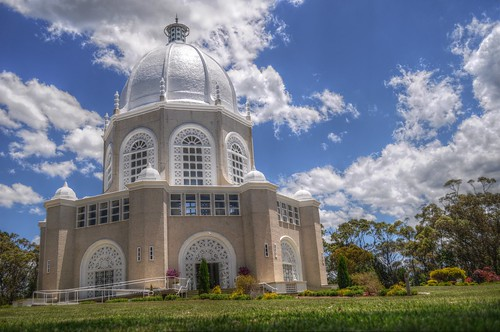 Bahá'í Temple, Sydney | by Bilby Summerhill