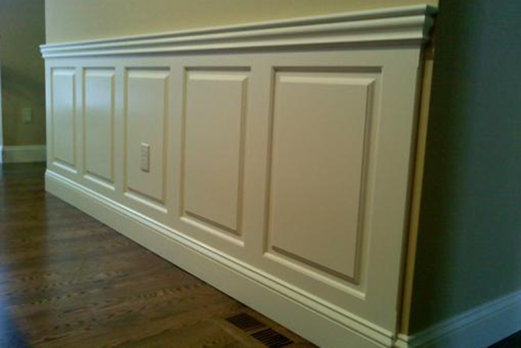 wainscoting panel classic raised panel kitchen chester field mo missouri wainscoting america paneling ideas 6343 1 - Wainscoting Kitchen