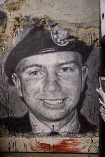 Bradley Manning painting portrait _DDC2430 | by Abode of Chaos