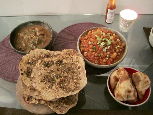 Indian Dinner Party | by veganbackpacker
