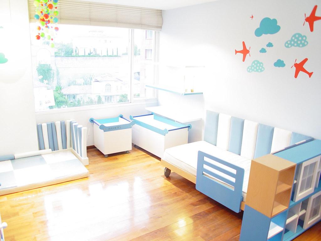 Cuarto Para Ni Os Muebles Y Complementos Kids Dise O Y F Flickr # Muebles Jugueteros Para Ninos