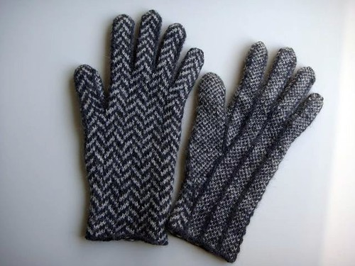 Herringbone Gloves for men | by roko20