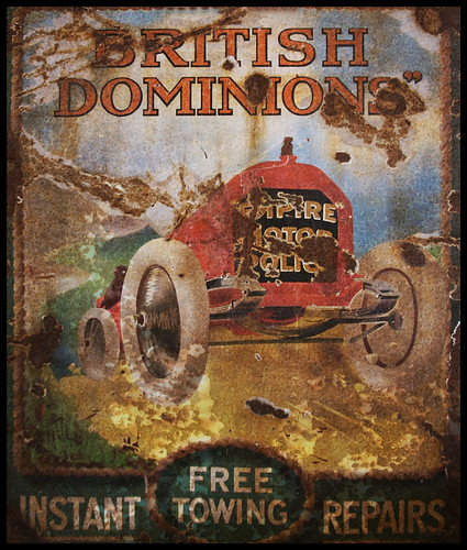 British Dominions | by steverichard
