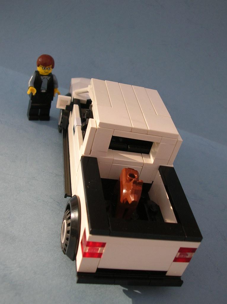 Lego Ford F 150 Raptor Flickr