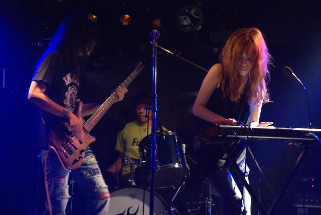 GHQ [Gem High Quality] live at Outbreak, Yotsuya Tokyo, 15 Dec 2010. 298