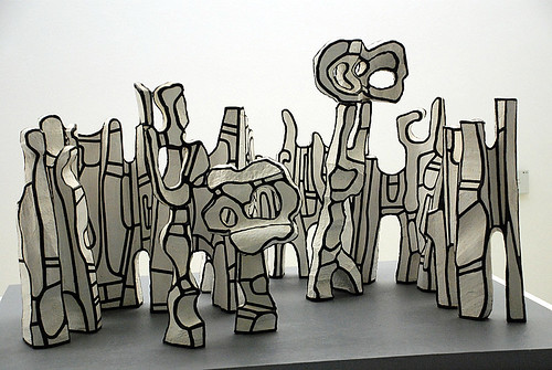 Dubuffet | by bpmm