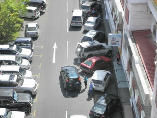 Parking Madness At Lintas Plaza, Kota Kinabalu | by thienzieyung