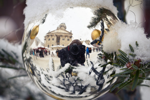 Christmas Reflection | by kirberich