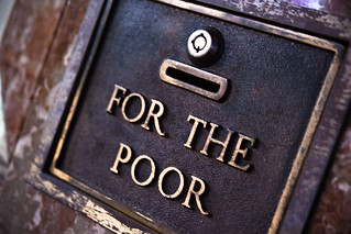 For the Poor Charity Box Basilica of St. Adelbert Grand Rapids December 29, 201014 | by stevendepolo