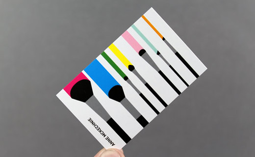 Business Card - Make-up | by Definitive Studio®