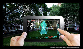 044_Augmented Reality Tablet Video Stills | by Gary Hayes