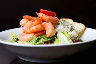 Shrimp Salad | Oyster | 475 Howe Street | by scout.magazine