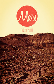 greetings from mars | by tony kuchar