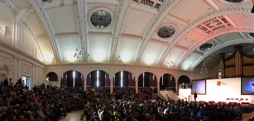 The Albert Hall in Nottingham during the #naconf 2011 | by magrolino