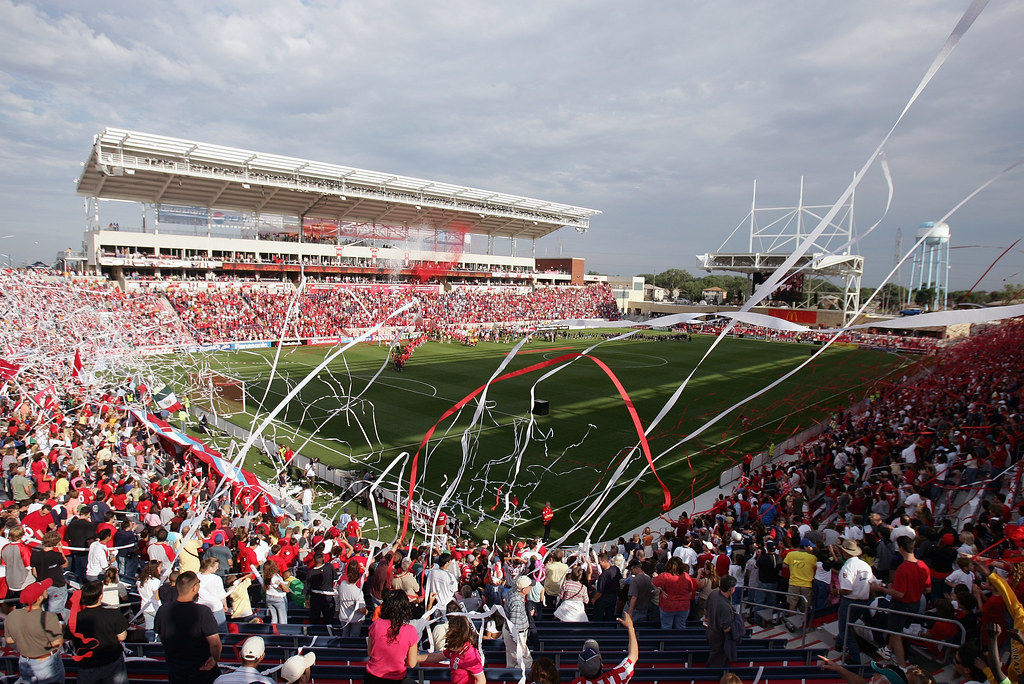 ... Toyota Park | By Chicago Fire Soccer Club