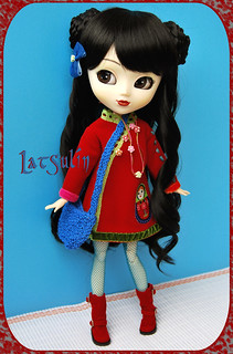 Mariko (Pullip China China) | by Latsulín