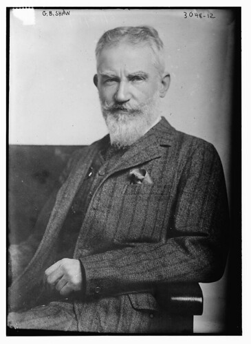 G.B. Shaw  (LOC) | by The Library of Congress