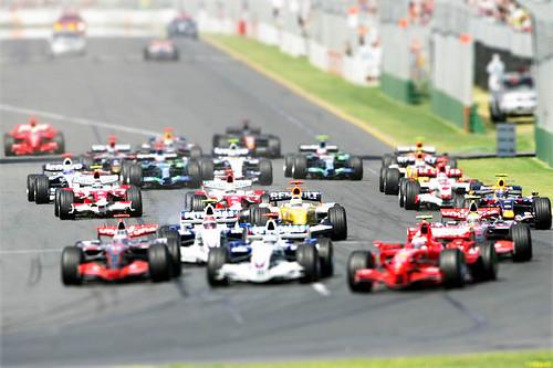 Formuła 1: Tradycyjnie nowy sezon rozpocznie się w Australii