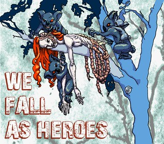 We Fall As Heroes Cover | by ingoid