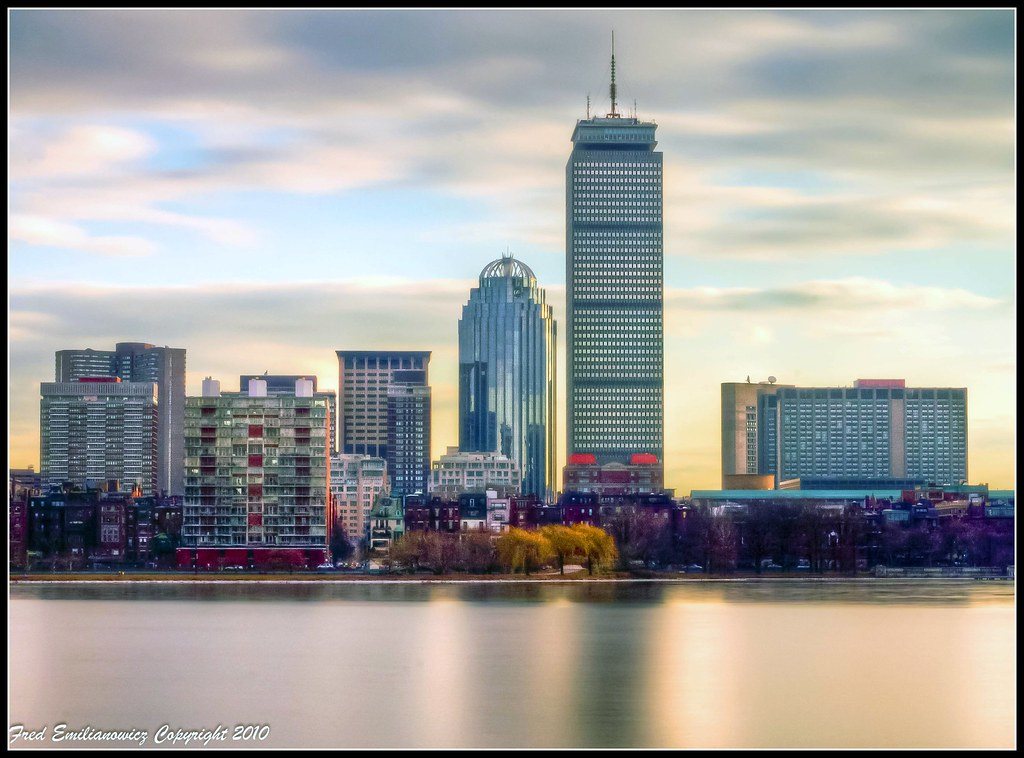 Boston apartments for rent at Avalon at Prudential Center