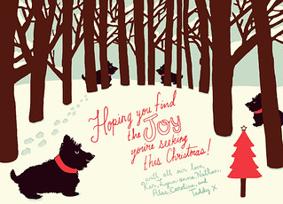 Fergus holiday postcard | by thispapership