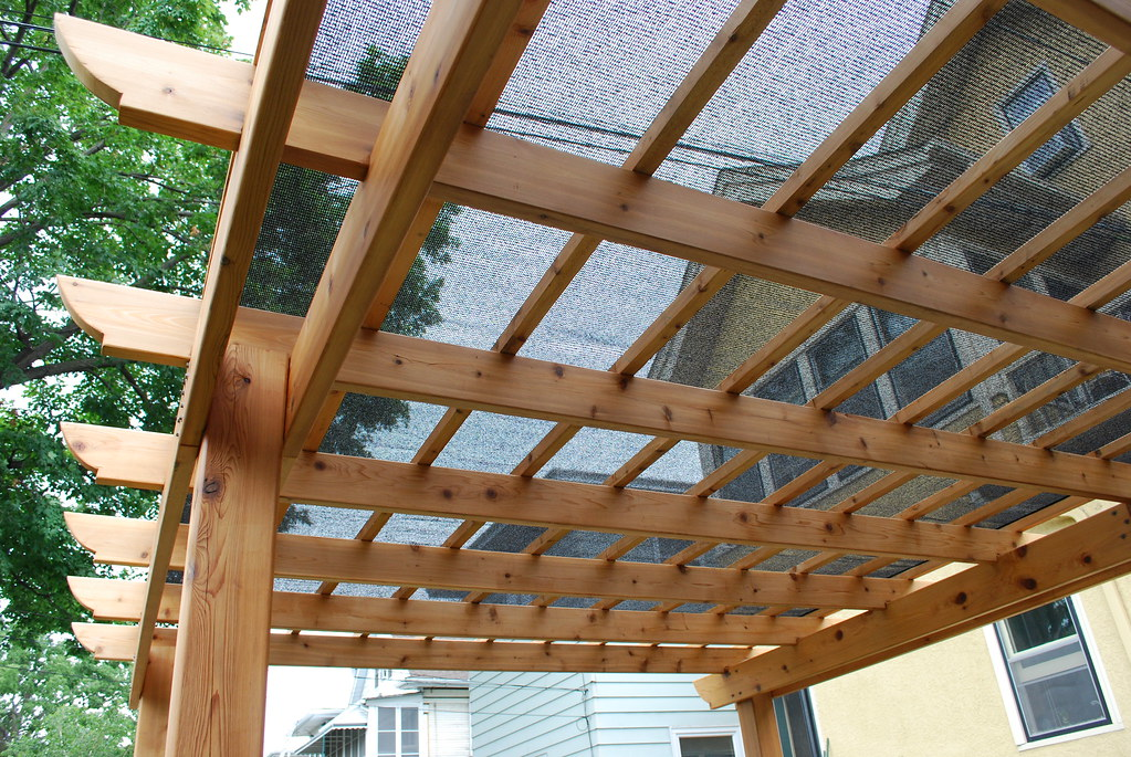 ... Shade cloth on pergola | by Field Outdoor Spaces - Shade Cloth On Pergola Field Outdoor Spaces Flickr