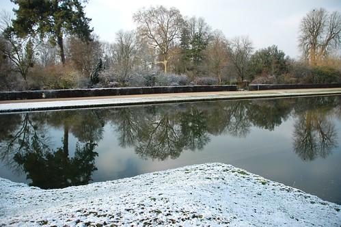 Parc de versailles reflets dans le lac miroir mosren for Reflet dans le miroir