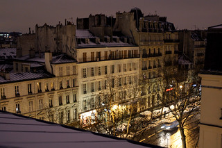 paris christmas eve, 8am | by David Lebovitz