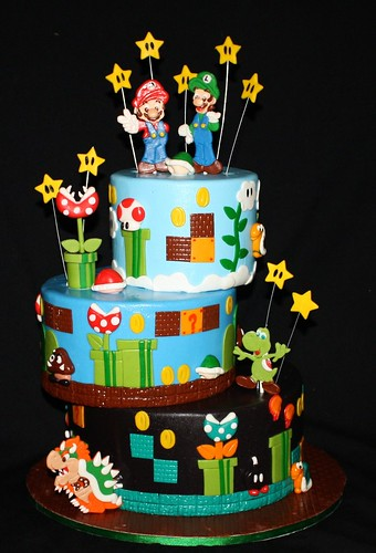 Mario Levels | by its-a-piece-of-cake