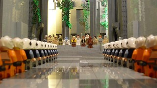 Yavin 4's Massassi Temple | by Legoagogo