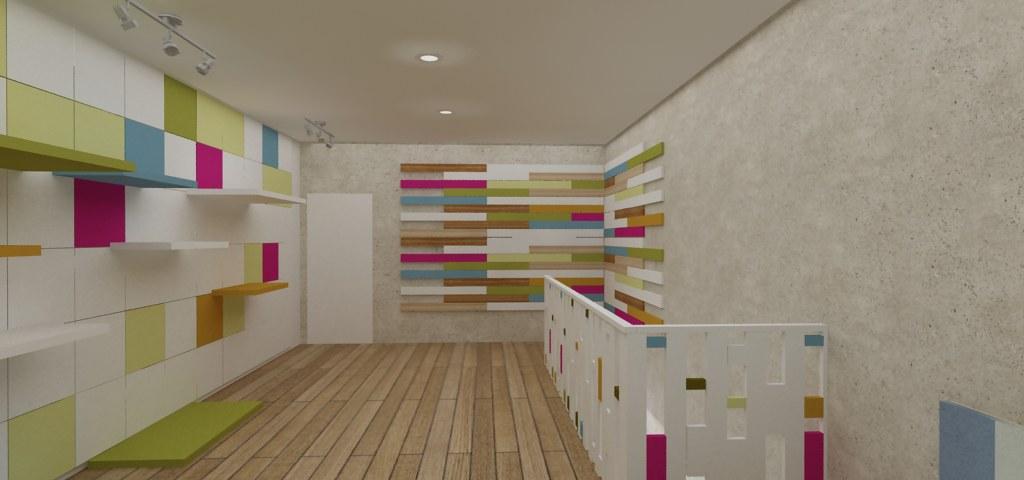 Tienda para Bebes. Diseño de Tienda. Diseño de Mobiliario.… | Flickr
