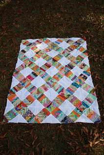 String X Quilt Top Finished!!! | by sporkfoo