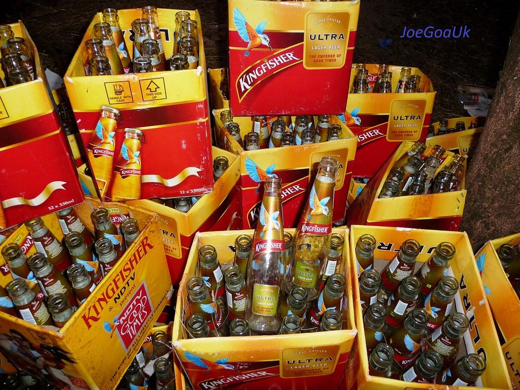 New Kingfisher Ultra Beer Joegoauk33 Flickr