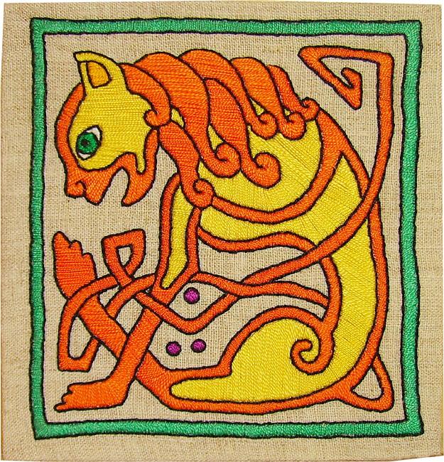 The Lion Symbol Of Strk The Evangelist This Four Eva Flickr