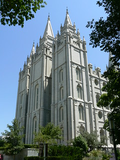 Mormon Temple/Tabernacle/religous place/temple salt lake city utah ut usa exterior | by Tim Pearce, Los Gatos