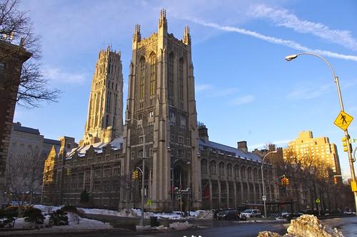 Union Theological Seminary New York Landmark Guest Rooms