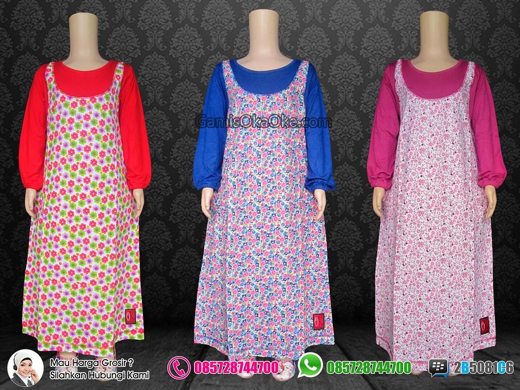 Grosir Baju Gamis Anak Perempuan Model Terbaru Harga Murah Flickr