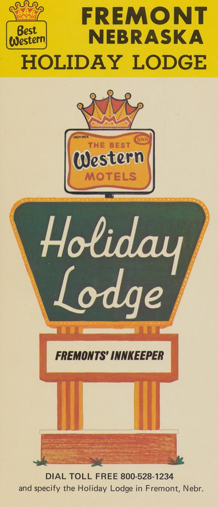 Holiday Lodge - Fremont, Nebraska