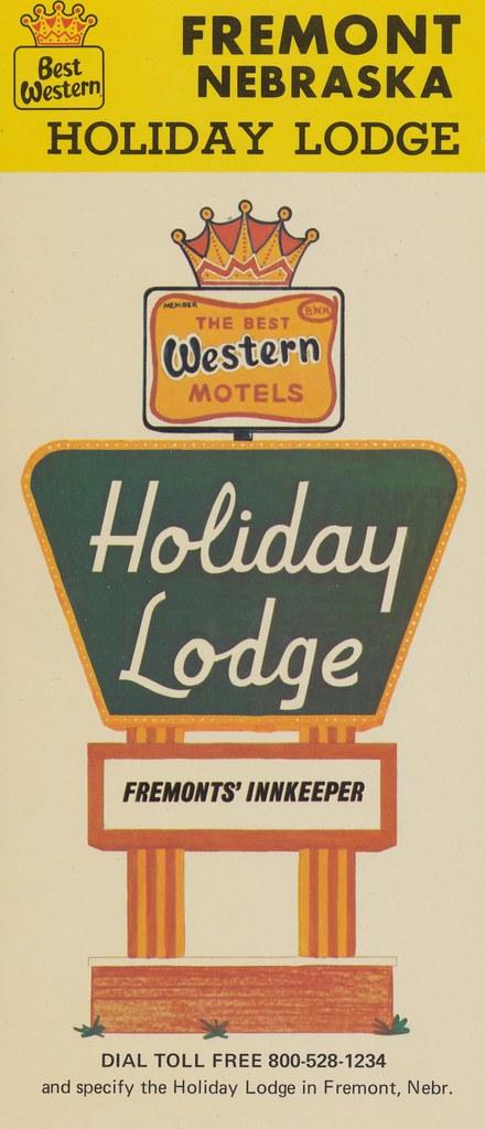 Holiday Lodge - Fremont, Nebraska