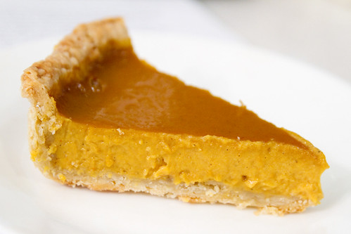 pumpkin pie slice | by roboppy