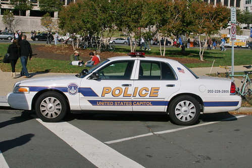 US Capitol Police (USCP) | by cliff1066™