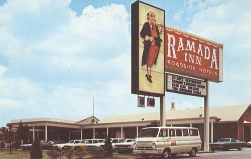 Ramada Inn Houston Texas 3815 Gulf Freeway At Exit 2
