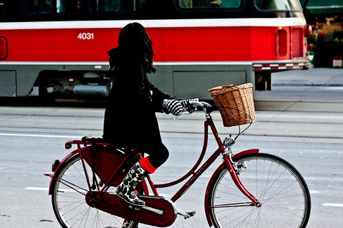 Dutch Cycle Chic - Toronto Style | by James D. Schwartz