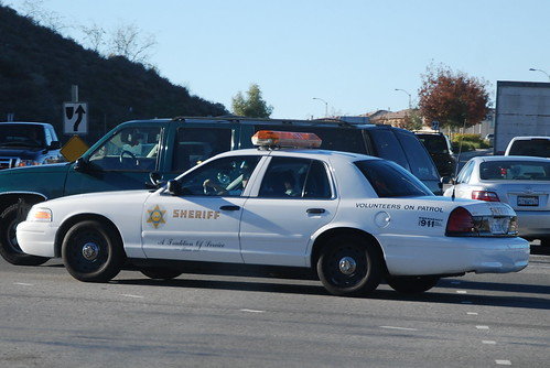 LOS ANGELES COUNTY SHERIFF DEPARTMENT  (LASD) VOLUNTEERS ON PATROL | by Navymailman